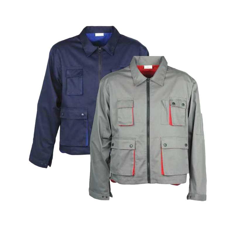 Plus Kabát - dzseki fazon, nyolc praktikus zseb, sötétkék
