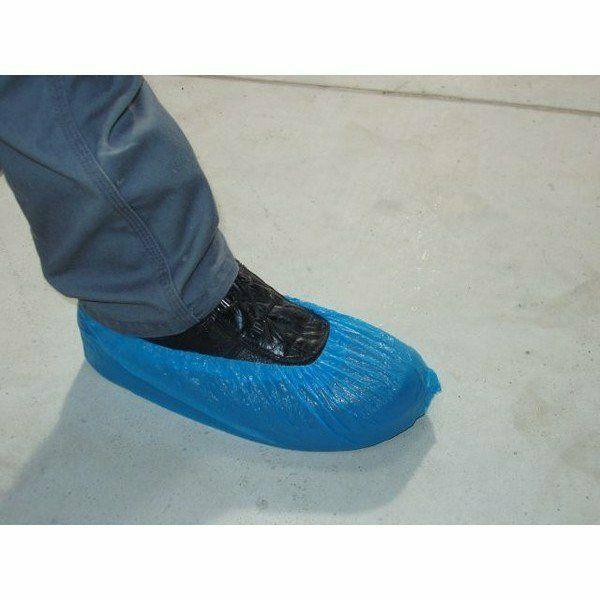 Polietilén Cipővédő