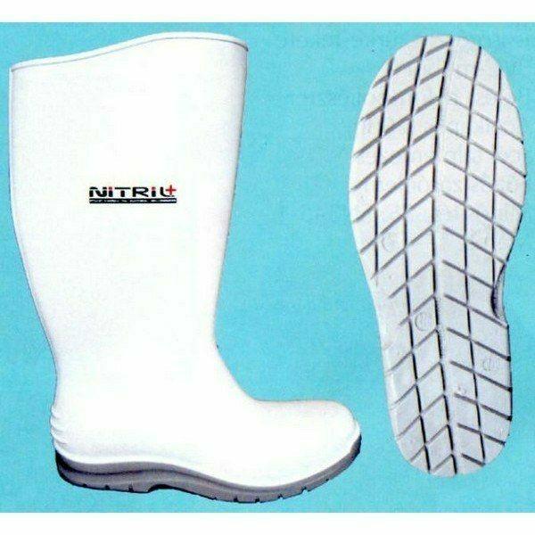 PVC-nitril-kaucsuk csizma acél kaplival(S4)