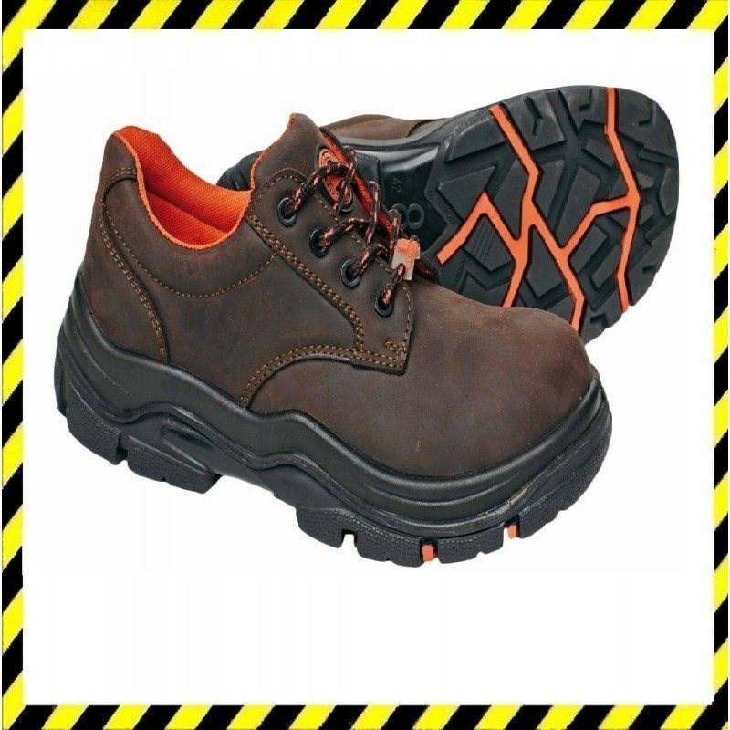 BLACK KNIGHT RUBBER low S3 - gumitalpú cipő