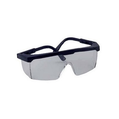 Polikarbonát víztiszta látogatói szemüveg állítható kerettel