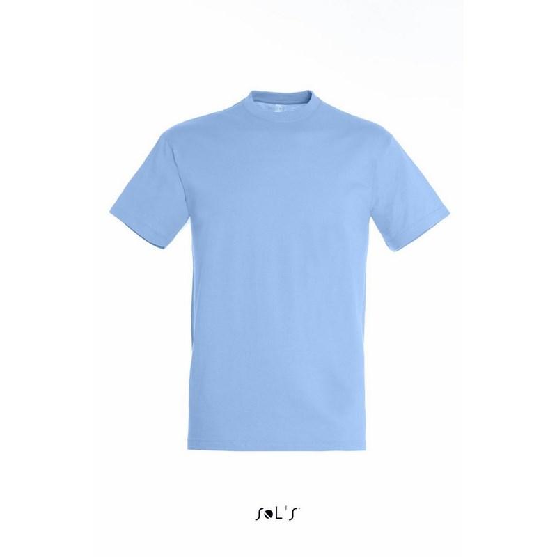 7854c4933c SOLS REGENT UNISEX RÖVID UJJÚ PÓLÓ / Ég Kék