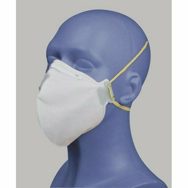 Összehajtható légzésvédelmi maszk SPIRO 03 FFP2