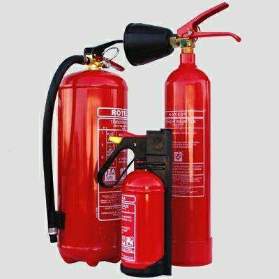 Porral oltó ABC - Tűzoltó Készülék, 12kg