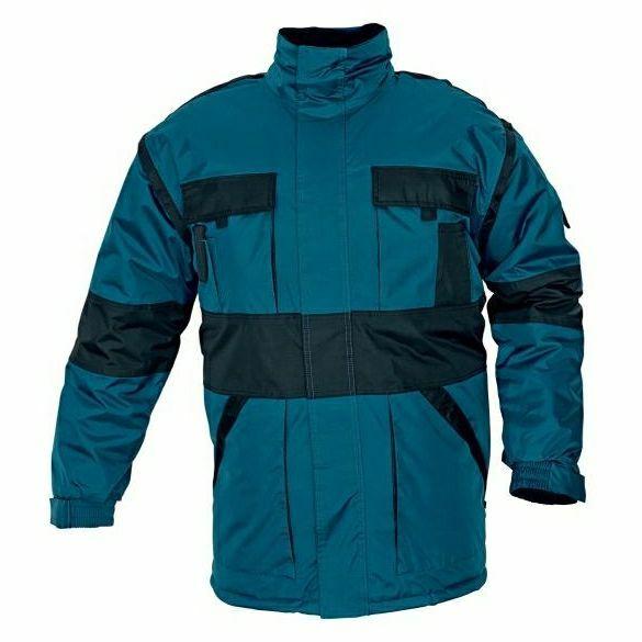 MAX téli dzseki 2 az 1-ben - zöld