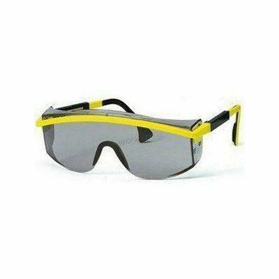 Uvex  Astrospec szemüveg végén párnázott, állítható, sárga szár