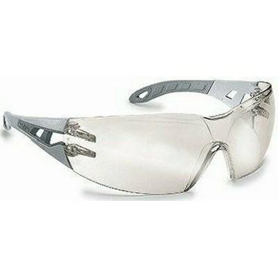 Pheos szemüveg, szürke/világosszürke szár, szellőzőrések